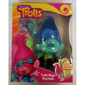 Zuru Trolls Plush - Smile Branch