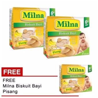 Lemonia Lemon Flavored Biscuit Kaleng 700g Murah Daftar Update Source · Buy 2 Milna Baby Biscuit