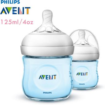 harga Philips Avent SCF692/23 Bottle Natural New Spiral 125 ml - Twin Pack (Biru) Lazada.co.id