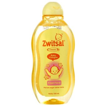 Zwitsal Baby Cologne Natural Fresh Floral 100ml - ZBB029