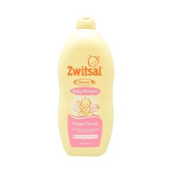 Zwitsal Baby Powder Fresh Floral 500gr - ZBB020