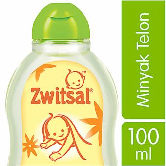 Zwitsal Baby Natural Minyak Telon - 100mL