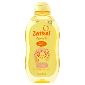 Zwitsal Baby Cologne New Fresh Floral 100Ml