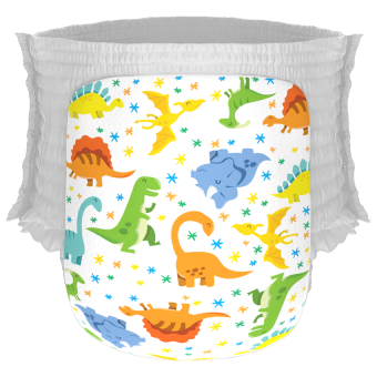 Happy Diapers Pant Popok Bayi - The Good Dinosaurs - Size XL - 22 pcs. >>>>