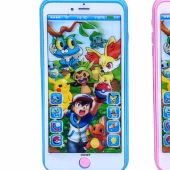 TMO Pokemon Go Handphone + Proyektor - Zy-129