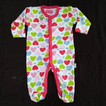 Mano Libby Sleepsuit Baju Tidur Anak – (3-6 bulan)