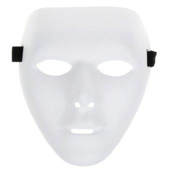 harga Ormano Topeng Jabbawockeez White Mask Action - Putih Lazada.co.id