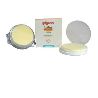 ... Harga Dan Spesifikasi Pigeon Refill Bedak Padat Bayi Compact Powder Source Harga Terbaru Pigeon Compact