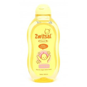 Zwitsal Classic Baby Cologne Fresh Floral 100 ml?