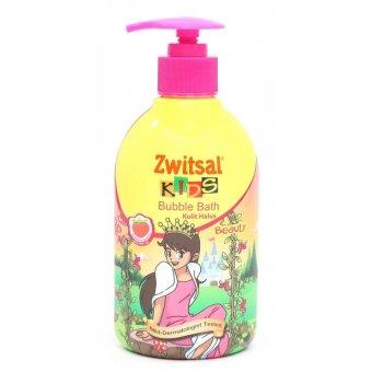 Zwitsal Kids Beauty Bubble Bath Strawberry Surprise Pump 280 ml
