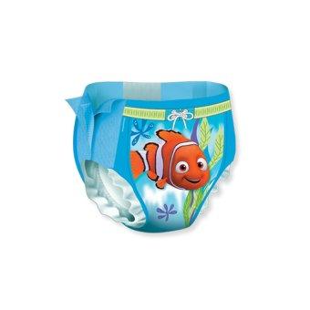 harga HUGGIES Little Swimmers kolam bayi popok 3ea Set ukuran kecil Lazada.co.id