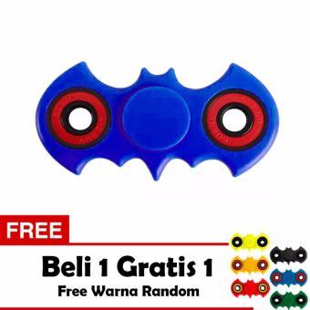 Cara Membuat Fidget Spinner Batman Hand Toys Mainan EDC Ceramic Ball Focus Games Bartman - Biru + Free 1 Pcs Spinner Batman harga Diskon 41.000 pesan ...
