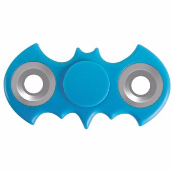 Fidget Spinner Batman Metal Hand Finger Toys for Focus Anxiety Stress Relief EDC Duo-Spinner. >>>>