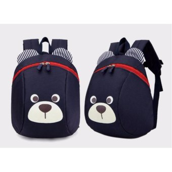 harga Kid Toddler Safety Harness Anti lost Bear Rabbit Backpack Strap Walker Baby Bags - intl Lazada.co.id