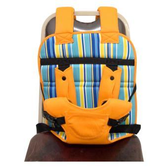 Ultimate Pengaman Tempat Duduk bayi / Baby Safety Chair Car and Home SC-12 - Orange
