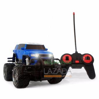 MAINAN88 RC Mobil Bigfoot FJ Cruiser SUV Mainan Anak Mobil Remote Control. >>>>