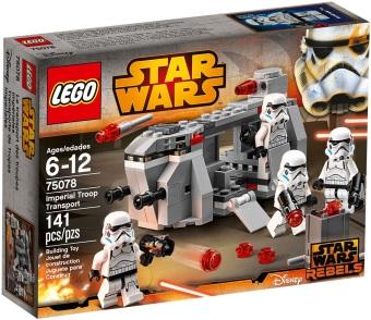 harga Lego 75078 Star Wars: Imperial Troop Transport Lazada.co.id