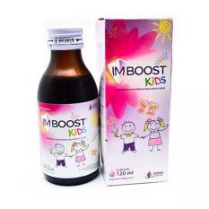Imboost Kids 120 Ml - Meningkatkan Daya Tahan Tubuh Anak, Sistem Imunitas Tubuh Anak, Kekebalan Tubuh Anak