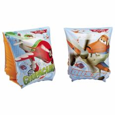 Intex Swim Arm Bands Disney Plane Pelampung Lengan Renang Anak