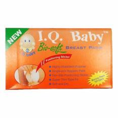 IQ Baby Breast Pad Penyerap Asi - Isi 12pcs
