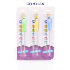 IQ Baby Straw Brush 2 Pcs BPA Free - Sikat Sedotan Botol Minum Bayi BPA Free