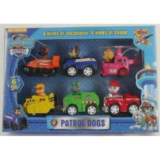 Jofalin Mobil paw patrol set isi 6