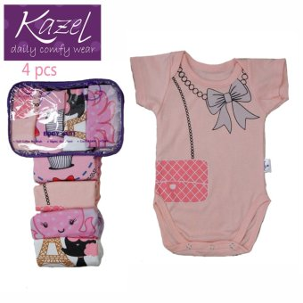 Kazel Bodysuit Girl 4in1 - XXl
