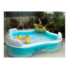 KolamINTEX Renang Keluarga / Swim Center Family Lounge Pool - 56475
