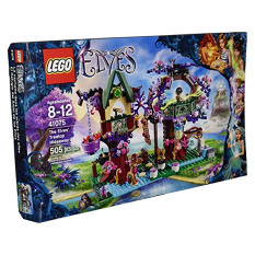 Fairy Elves Azarifarranairanaida10414 Emily Jones Tree House Minifigures Building Block Minifigure Toys Compatible With Lego Daftar