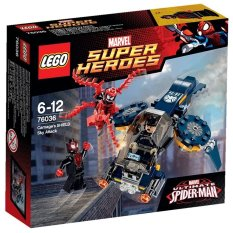 LEGO Super Heroes 76036 Camage Shield Sky Attack - Multiwarna