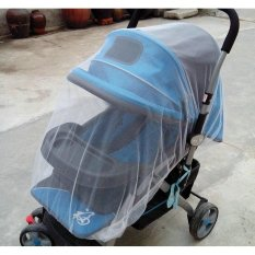 Lemon Fashion Rocking Chair Baby Stroller Mosquito Net Babystrollerturnkey Mosquito Nets Full Cover Mosquito Nets(As Picture) - intl