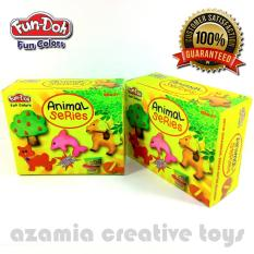 Lilin Mainan Fundoh Animal Series