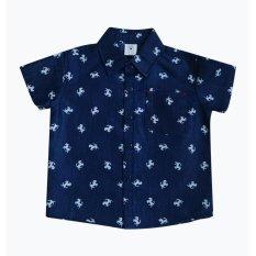 MacBear - Baju Anak - Cool Denim FP Shirt