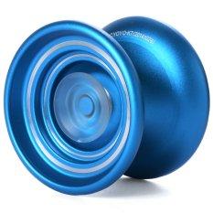 Magic Yoyo K7 Responsive Yoyo Ball Alloy Aluminum - Biru