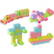 Mainan Block Lego Yoyo 160 Pcs