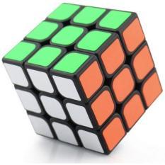 Mainan rubik 3x3 multi color