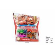 Mainan Set Mobil-mobilan Mcqueen