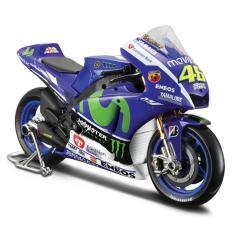 Maisto Original 1:18 Yamaha Movistar 2015 Valentino Rossi (46)