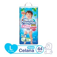 MamyPoko Pants Air Fit Popok Anak Laki-laki - L 44