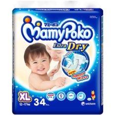 Mamypoko Perekat Extra Dry XL 34