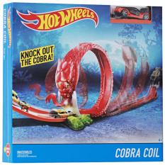 Mao Hot Wheels Cobra Coil / Track Hotwheels