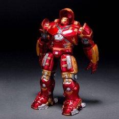 Marvel Avengers Ultron Iron Man Hulk Buster Collection Model Action Figures - intl