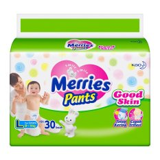 Merries Pants Good Skin L - Isi 30