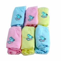 Mesh Baby Celana Smile 12 Pcs - Set Celana Dalam Bayi