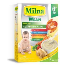 Milna Bubur Bayi WGAIN 6 BL Ayam Sayur 120 G