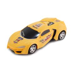 MOMO Model Car Racing Car Kuning 1:24 - Mainan Mobil Remote Control