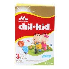 Morinaga Chil Kid Susu Pertumbuhan - Vanila - 2x400gr Box