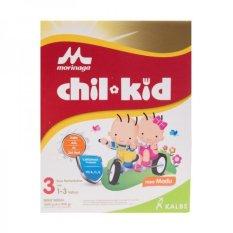 Morinaga Chil Kid Tahap 3 Reguler Kemasan Karton 1600gr - Madu