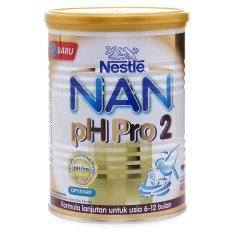 Nan pH Pro 2 Susu Pertumbuhan - 400gr - Kaleng