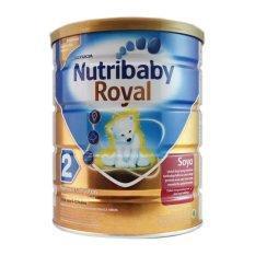 Nutrilon - Nutribaby Royal 2 Soya 700 gr